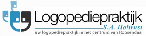 Logopedie Roosendaal Logo